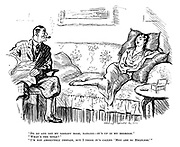 """""""Do go and get my library book, darling — it's up in my bedroom."""" """"What's the title?"""" """"I'm not absolutely certain, but I think it's called 'Men are so Helpless.'"""""""