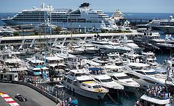 May 27, 2017 - Monte-Carlo, Monaco - Kevin Magnussen of Denmark and Haas F1 Team driver goes during the qualification on Formula 1 Grand Prix de Monaco on May 27, 2017 in Monte Carlo, Monaco. (Credit Image: © Robert Szaniszlo/NurPhoto via ZUMA Press)