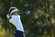 Sadden Parks during the final round at LPGA Q-School Stage 3 on the Hills Course at LPGA International in Daytona Beach, Florida on Dec. 4, 2016.<br /> <br /> <br /> ©2016 Scott A. Miller