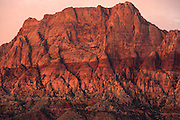 Red Rock Canyon National Recreation Area  just outside Las Vegas, Nevada
