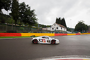 Car 74, Franck Perera, Nicolas Lapierre, Henry Hassid, Philippe Giauque during the Blancpain Endurance Series at Spa, Belguim on 30 July 2016. Photo by Jarrod Moore.