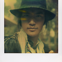 China | Yunnan | Lifestyle, portrait | Polaroid sx70