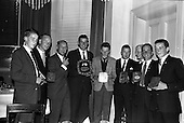 1963 - David Brown Tractor and Implements Maintenance Awards at the Shelbourne Hotel
