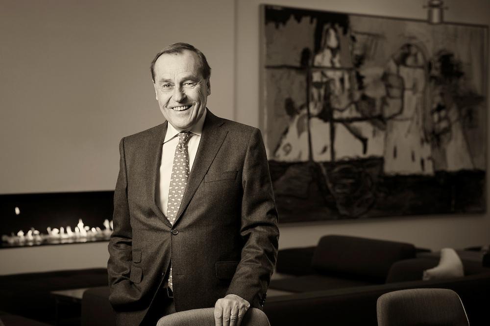OSLO 2015-12-08: Advokat Finn Myhre hos BA-HR forretningsadvokater. FOTO:WERNERJUVIK