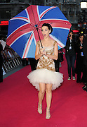 03.JULY.2012. LONDON<br /> <br /> KATY PERRY AT THE UK PREMIERE OF KATY PERRY PART OF ME 3D AT THE EMPIRE CINEMA, LEICESTER SQUARE.<br /> <br /> BYLINE: EDBIMAGEARCHIVE.CO.UK<br /> <br /> *THIS IMAGE IS STRICTLY FOR UK NEWSPAPERS AND MAGAZINES ONLY*<br /> *FOR WORLD WIDE SALES AND WEB USE PLEASE CONTACT EDBIMAGEARCHIVE - 0208 954 5968*