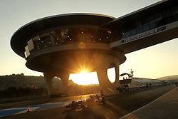 12.02.2011, Street Circuit. Jerez, ESP, Formel 1 Test 2 Valencia 2011,  im Bild Pastor Maldonado (VEN) Williams GP . EXPA Pictures © 2011, PhotoCredit: EXPA/ nph/   poleposition.at  //    **** only for AUT  & SLO ****