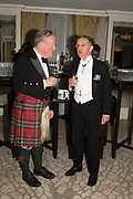NICHOLAS MACLEAN OF PENNYCROSS, RODDY SALE, The 171 st Royal Caledonian Ball 2019, Grovenor House, Park Lane, London. 3 May 2019