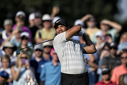 May 11, 2018 - Ponte Vedra Beach, FL, USA - The Players Championship 2018 at TPC Sawgrass..Jason Day on 10 tee. (Credit Image: © Bill Frakes via ZUMA Wire)