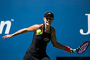 FLUSHING MEADOW, NY - AUGUST 30: ANGELIQUE KERBER (GER) day four of the 2018 US Open on August 30, 2018, at Billie Jean King National Tennis Center in Flushing Meadow, NY. (Photo by Chaz Niell/Icon Sportswire)