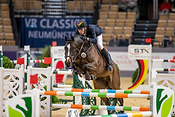 Ahlmann Hannes, GER, Theo 156<br /> Youngster Cup<br /> Neumünster - VR Classics 2019<br /> © Hippo Foto - Stefan Lafrentz