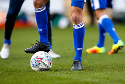 Bristol Rovers warm up - Mandatory by-line: Robbie Stephenson/JMP - 18/01/2020 - FOOTBALL - Aesseal New York Stadium - Rotherham, England - Rotherham United v Bristol Rovers - Sky Bet League One