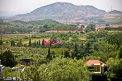 The Huadong Winery is seen in the Huadong Winery in Qingtao, China, June 23, 2009.