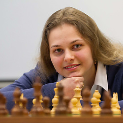 20120417: SLO, Chess - Ana Muzicuk, one of the best women chess players in the world