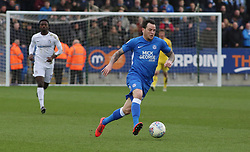 Lee Tomlin of Peterborough United in action against Coventry City - Mandatory by-line: Joe Dent/JMP - 16/03/2019 - FOOTBALL - ABAX Stadium - Peterborough, England - Peterborough United v Coventry City - Sky Bet League One