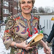 NLD/Amsterdam/201901213 - BN'ers bij het Nationale Voorleesontbijt 2019, Prinses Laurentien
