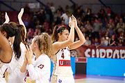 Martina Bestagno<br /> Umana Reyer Venezia vs Famila Wuber Schio<br /> Lega Basket Femminile Serie A 2017/2018<br /> Venezia 15/10/2017<br /> Foto Ciamillo-Castoria/A.Gilardi