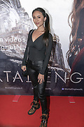 2018, December 04. Pathe ArenA, Amsterdam. Nederlandse premiere van Mortal Engines. Op de foto: Sheling Kamkes