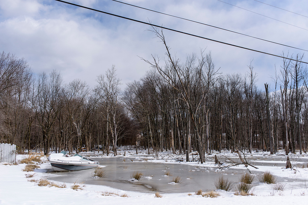 Somewhere in, Maryland - February 19, 2015:<br /> <br /> <br /> CREDIT: Matt Roth