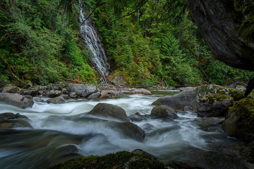 Canada, British Columbia, Hope, Silver lake, Provincal Park