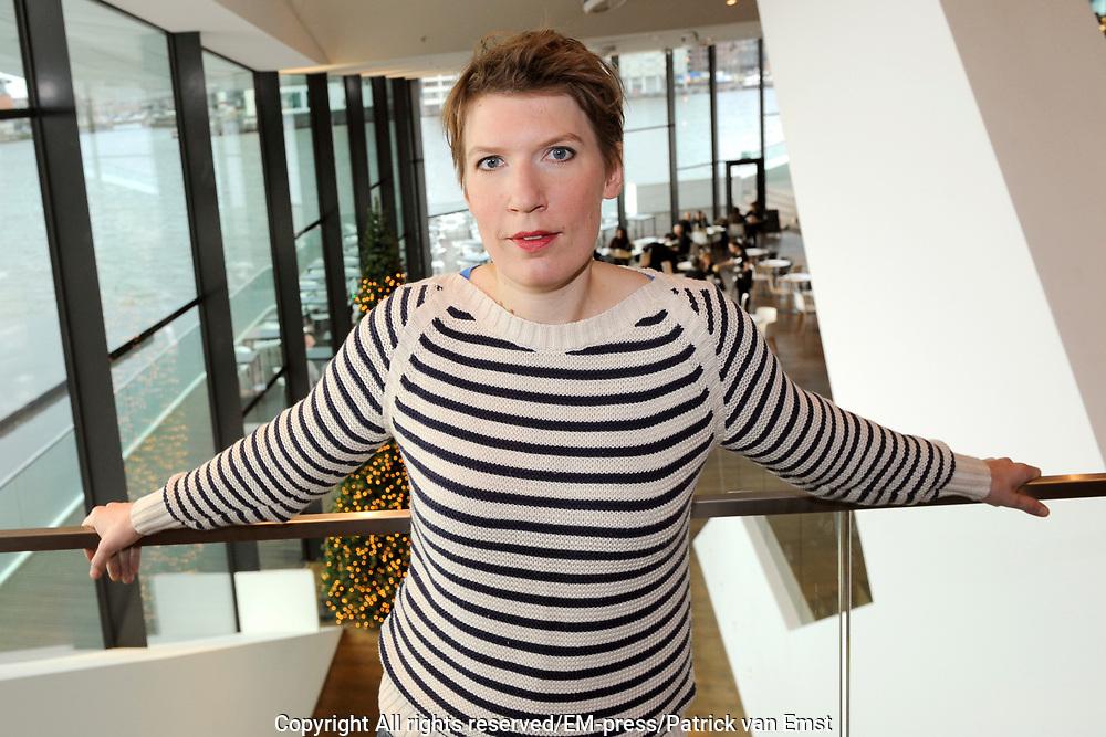 Presentatie van het 13de seizoen van het tv-programma Wie is de Mol?.<br /> <br /> Op de foto:  Paulien Cornelisse