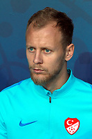 Uefa - World Cup Fifa Russia 2018 Qualifier / <br /> Turkey National Team - Preview Set - <br /> Semih Kaya