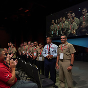 Cardinal Health RBC 2017 Closing Session. Military pharmacy students. Photo by Alabastro Photography.