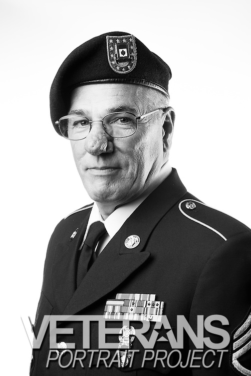 Edward C. Smith<br /> Marine Corps<br /> Army<br /> E-7<br /> Refueler<br /> 1986-Present<br /> OIF<br /> <br /> Veterans Portrait Project<br /> Louisville, KY<br /> VFW Convention <br /> (Photos by Stacy L. Pearsall)