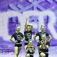 1070_Portsmouth Warriors - Junior Level 2 Stunt Group