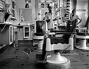 Barbers Shop in Port Antonio