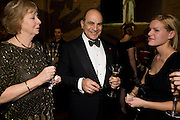 DAVID SUCHET, The Royal Shakespeare Company (Stratford) fundraising dinner and auction to benefit company's Artists' Development Programme. Lawrence Hall, Greycoat St. London. 28 October 2008 *** Local Caption *** -DO NOT ARCHIVE-© Copyright Photograph by Dafydd Jones. 248 Clapham Rd. London SW9 0PZ. Tel 0207 820 0771. www.dafjones.com.