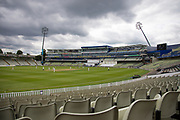 General Ground View during the Friendly match between Warwickshire County Cricket Club and Worcestershire County Cricket Club at Edgbaston, Birmingham, United Kingdom on 29 July 2020.