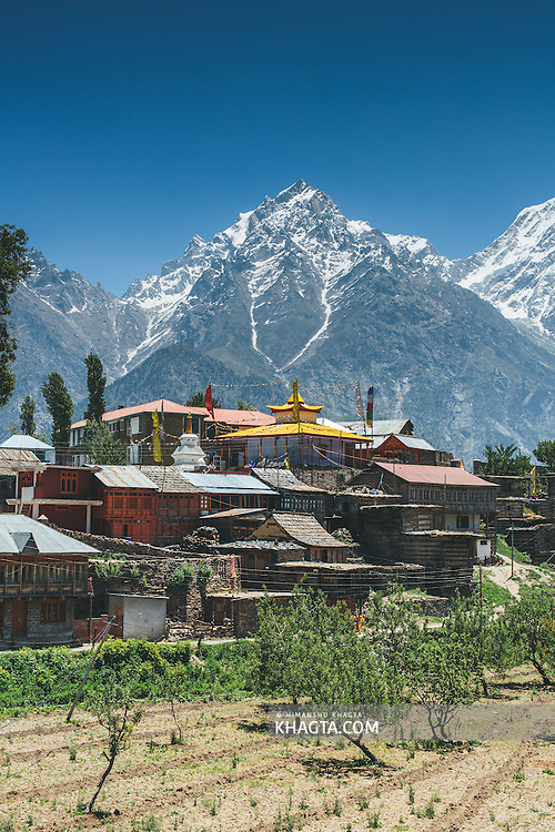 Kalpa Village of Kinnaur