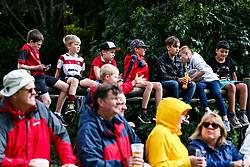 Bristol Rugby fans - Rogan/JMP - 05/08/2017 - RUGBY UNION - Cleve RFC - Bristol, England - Bristol Rugby v Harlequins - Pre-Season Friendly.