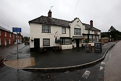 UK ENGLAND HURSTBOURNE TARRANT 9SEP16 - The George and Dragon pub in Hurstbourne Tarrant, westcountry, England.<br /> <br /> jre/Photo by Jiri Rezac<br /> <br /> © Jiri Rezac 2016