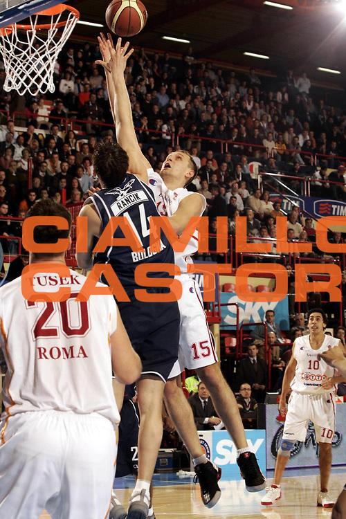 DESCRIZIONE : FORLI FINAL 8 COPPA ITALIA LEGA A1 2005<br /> GIOCATORE : BARTON<br /> SQUADRA : LOTTOMATICA VIRTUS ROMA<br /> EVENTO : FINAL 8 COPPA ITALIA LEGA A1 2005<br /> GARA : CLIMAMIO BOLOGNA-LOTTOMATICA ROMA<br /> DATA : 18/02/2005<br /> CATEGORIA : TIRO<br /> SPORT : Pallacanestro<br /> AUTORE : AGENZIA CIAMILLO &amp; CASTORIA/P.LAZZERONI