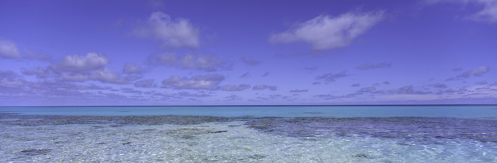 Pacific Ocean, French Polynesia<br />