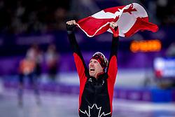14-02-2018 KOR: Olympic Games day 6, PyeongChang<br /> 10.000 meter schaatsen / Goud voor Ted-Jan Bloemen