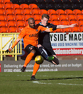 26-04-2016  Dundee United v Dundee 20s
