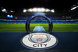 A general view of the Etihad Stadium  - Mandatory by-line: Matt McNulty/JMP - 01/11/2016 - FOOTBALL - Etihad Stadium - Manchester, England - Manchester City v FC Barcelona - UEFA Champions League Group C