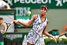 Roland Garros 3 June 2017