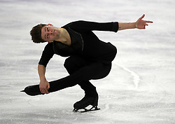 February 17, 2018 - Gangneung, South Korea - BRENDAN KERRY of Australia during Figure Skating: Men Single Skating Free Skating at Gangneung Ice Arena during the 2018 Pyeongchang Winter Olympic Games. (Credit Image: © Scott Mc Kiernan via ZUMA Wire)