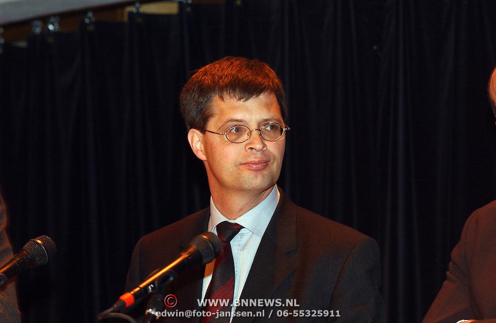 Lijsttrekkersdebat Ouderen, Jan Peter Balkenende