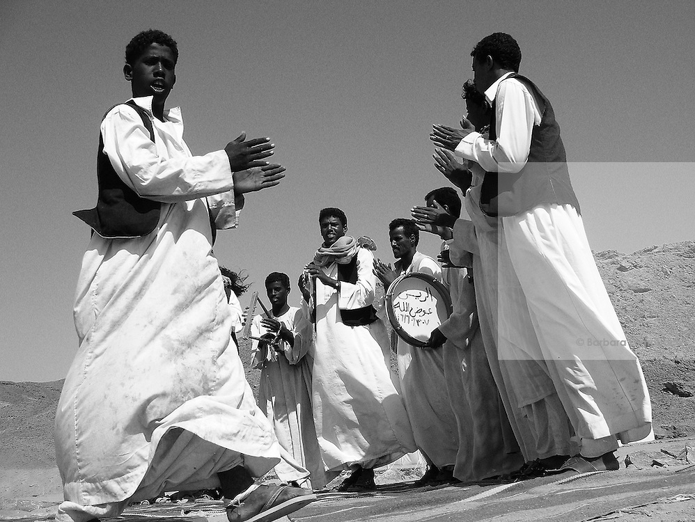 Egyptian Bedouins gather from all over the country to celebrate their cultural richness in Wadi El Gemal, south of Marsa Alam. Characters of Egypt festival