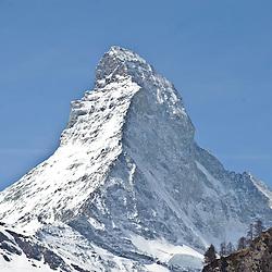 Patrouille des Glacier 21 April 2010 Zermatt, Matterhorn 4478m
