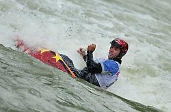 AUT, ECA Kayak Freestyle European Championships im Bild Devred Maxime, FRA, Canadien Men, #55, EXPA Pictures © 2010, PhotoCredit: EXPA/ J. Feichter