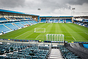 MEMS Priestfield Stadium before the Sky Bet League 1 match between Gillingham and Leyton Orient at the MEMS Priestfield Stadium, Gillingham, England on 15 November 2014.