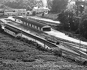 pic pj.browne<br /> rosbercon railway station (wk 51 22nd dec)<br /> pictured is railway station in rosbercon
