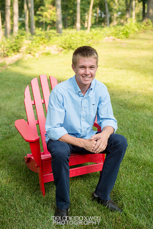Brian's senior in Ann Arbor, Michigan. Photos by Melanie Maxwell