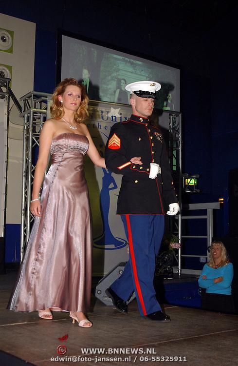 Finale Nederlandse Miss Universe 2004, Barbara van Duin