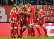 Bayern vs FC Augsburg - 18 November 2017